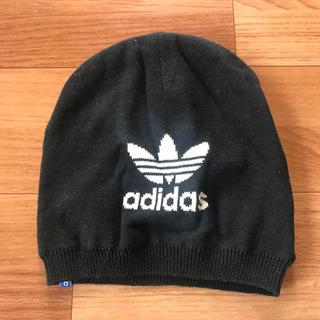 アディダス(adidas)のadidas ニット帽(帽子)