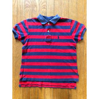 ラルフローレン(Ralph Lauren)の【ラルフ・ローレン】半袖ポロシャツ★Tシャツ★110(Tシャツ/カットソー)