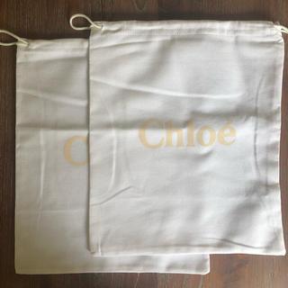 クロエ(Chloe)のchloe シューズ袋(ショップ袋)