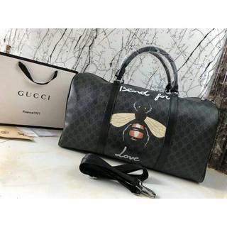 グッチ(Gucci)のGUCCI トラベルバッグ ビー 財布 ショルダーバッグ(トラベルバッグ/スーツケース)