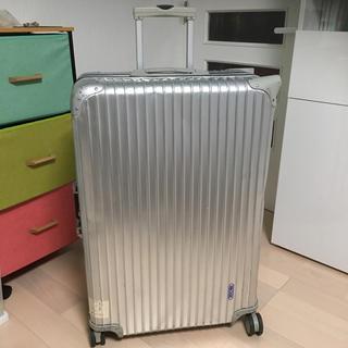 リモワ(RIMOWA)のリモワ スーツケース シルバーインテグラル 大型 4輪(トラベルバッグ/スーツケース)