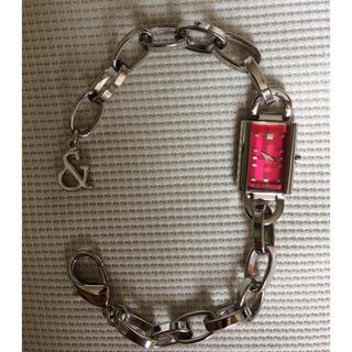 ピンキーアンドダイアン(Pinky&Dianne)のあい様専用ページ   ピンキー&ダイアン  チェーン腕時計(腕時計)