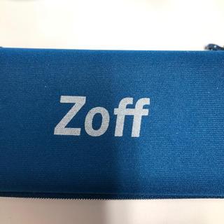ゾフ(Zoff)のメガネケース(その他)