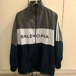 Balenciaga トラック ジャケット バレンシアガ (ナイロンジャケット)