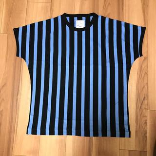 シャリーフ(SHAREEF)の極美品 SHAREEF 18SS ドルマンカットソー(Tシャツ/カットソー(半袖/袖なし))
