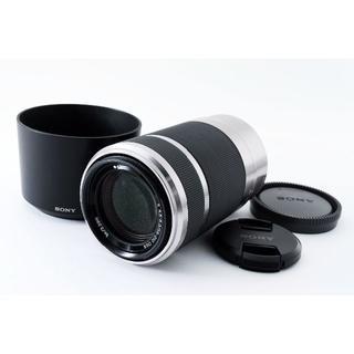 ソニー(SONY)のD16★Sony E 55-210mm SEL55210 #2100-6(レンズ(ズーム))