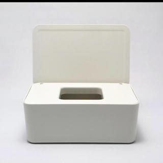 ムジルシリョウヒン(MUJI (無印良品))の無印良品 ウェットティッシュケース(ティッシュボックス)