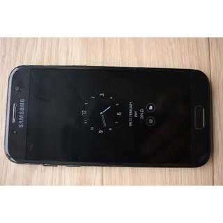 サムスン(SAMSUNG)のSiMフリー Samsung Galaxy A3 2017(スマートフォン本体)