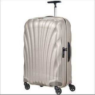 サムソナイト(Samsonite)の☆新品☆サムソナイトスーツケース 94Lパール(トラベルバッグ/スーツケース)