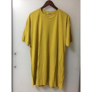 ZARA - ZARA TRAFALUC 半袖 Tシャツ Sサイズ ロング丈 ロングTシャツ