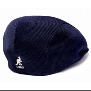 カンゴール(KANGOL)のカンゴール ハンチング ネイビー トロピック 507 キャップ(ハンチング/ベレー帽)