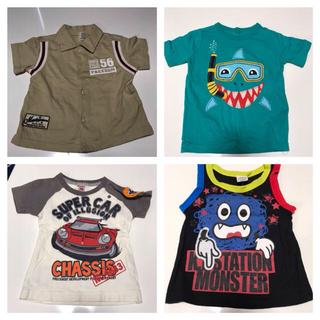 ベビーギャップ(babyGAP)の90 夏服 1枚100円(Tシャツ/カットソー)