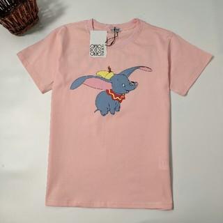 ロエベ(LOEWE)のLOEWE  ディズニーランドの小象 Dumbo 春夏 Tシャツ 半袖 女(Tシャツ(半袖/袖なし))
