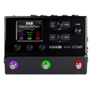 line6 HX STOMP 新品未使用 未開封 保証あり(エフェクター)