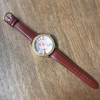 アビステ(ABISTE)のABISTE 20 BAMBI ビックフェイス(腕時計)