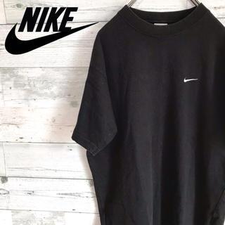 ナイキ(NIKE)の【激レア】ナイキ NIKE☆銀タグ 刺繍ワンポイントロゴ Tシャツ 90s(シャツ)