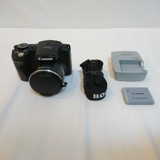 キヤノン(Canon)のCanon デジタルカメラ PowerShot SX500IS(コンパクトデジタルカメラ)
