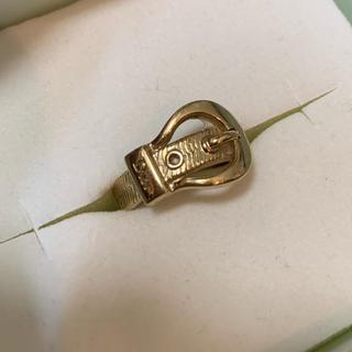 クリスチャンディオール(Christian Dior)のクリスチャンDIOR ゴールド 指輪(リング(指輪))