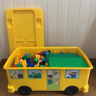 レゴ(Lego)のレゴブロック♡収納ケース付き♡(積み木/ブロック)