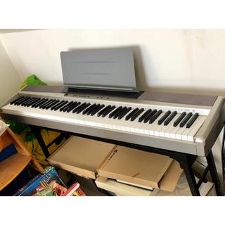 カシオ(CASIO)のCASIO PRIVIA PX 120 09年製 キーボード 88鍵 プリビア(電子ピアノ)