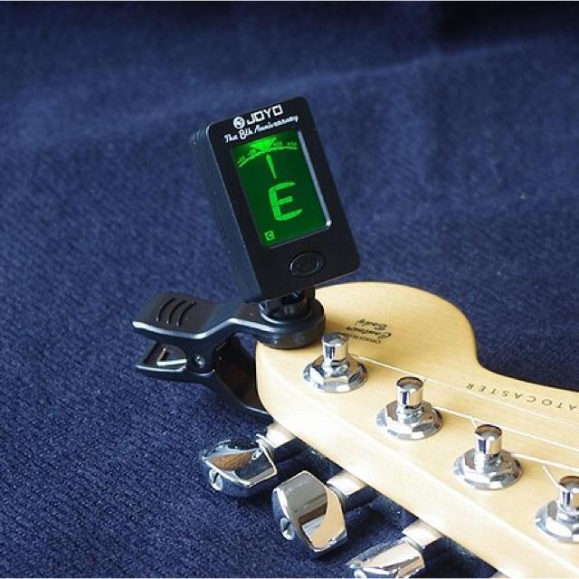 ギターチューナー クリップ式 楽器の楽器 その他(その他)の商品写真