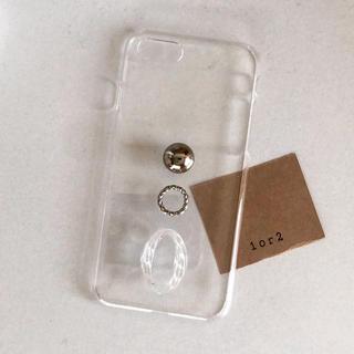 【再入荷】【人気】シンプルハンドメイドiPhoneケース