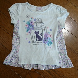 アナスイミニ(ANNA SUI mini)のANNA SUI ミニ  Tシャツ 110(Tシャツ/カットソー)
