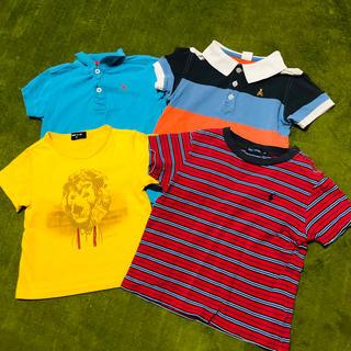 ラルフローレン(Ralph Lauren)の90★半袖4枚セット!(Tシャツ/カットソー)