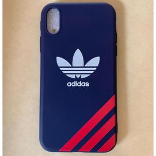 アディダス(adidas)のアディダス☆シリコン☆カバー(iPhoneケース)