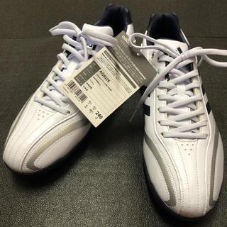 アディダス(adidas)の◆未使用品 迅速発送◆ adidas 24.0cm 野球 ソフトボール スパイク(シューズ)