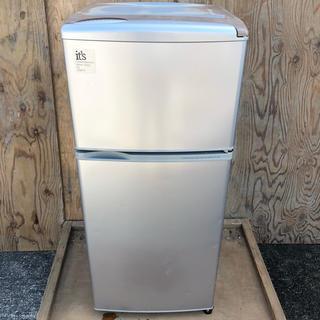 サンヨー(SANYO)の近郊送料無料♪ 一人暮らし向け109L 冷蔵庫 SANYO  SR-111B(冷蔵庫)