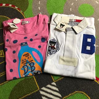 ダブルビー(DOUBLE.B)のダブルB Tシャツ、ポロシャツ160(Tシャツ/カットソー)