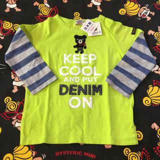 ダブルビー(DOUBLE.B)の新品タグ付き ダブルビー ロンT(Tシャツ/カットソー)