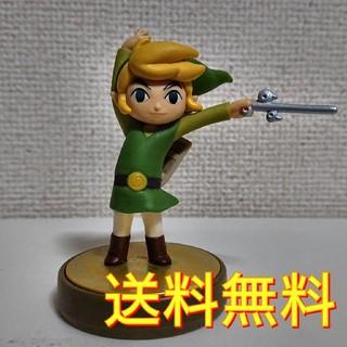 ニンテンドウ(任天堂)のamiibo トゥーンリンク 【風のタクト】(ゲームキャラクター)