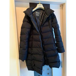 ヘルノ(HERNO)の2018aw ヘルノ ロングダウンコート ブラック 44 婦人服9-11号あたり(ダウンコート)