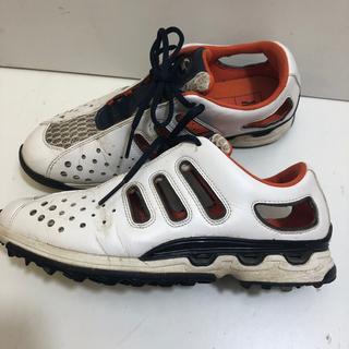 アディダス(adidas)のアディダスメッシュゴルフシューズ(シューズ)