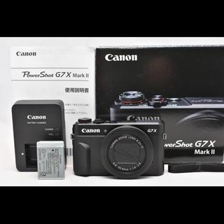 キヤノン(Canon)のCanon Power shot g7x(コンパクトデジタルカメラ)