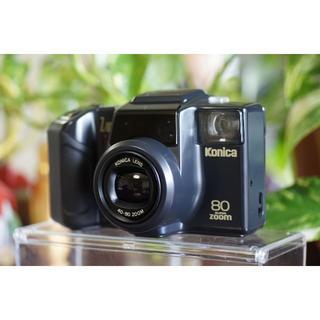 コニカミノルタ(KONICA MINOLTA)のkonica  Z-UP80   ZOOM(フィルムカメラ)