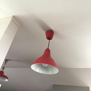 イケア(IKEA)のペンダントライト(天井照明)