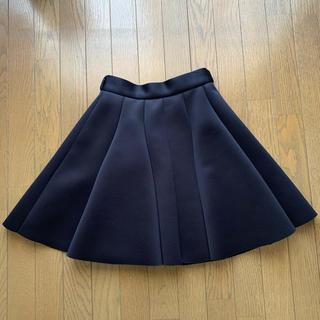 スウィングル(Swingle)のスウィングル フレアスカート (ひざ丈スカート)