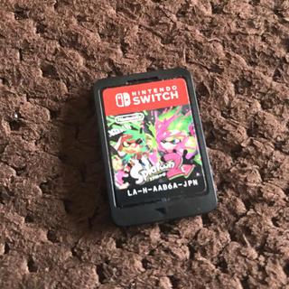 ニンテンドースイッチ(Nintendo Switch)のスプラトゥーン2(携帯用ゲームソフト)
