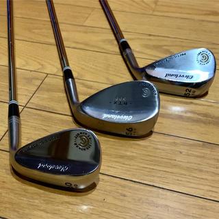 クリーブランドゴルフ(Cleveland Golf)の<並なみ様専用>Cleveland 588RTX 48525660度4本セット(クラブ)