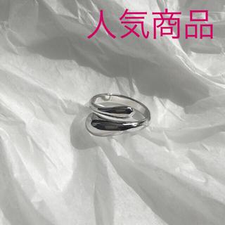 トゥデイフル(TODAYFUL)のsilver drop ring silver925 シルバーリング(リング(指輪))