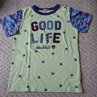 ダブルビー(DOUBLE.B)のミキハウス ダブルB 未使用Tシャツ140(Tシャツ/カットソー)