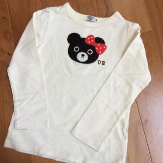 ダブルビー(DOUBLE.B)のダブルB B子 ホワイト(Tシャツ/カットソー)