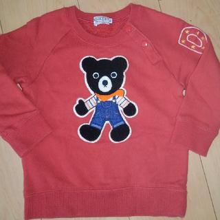 ダブルビー(DOUBLE.B)のダブルbトレーナー(Tシャツ/カットソー)
