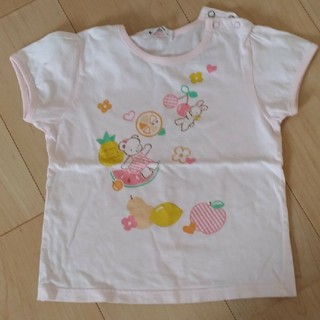 familiar - ファミリアfamiliar半袖シャツ