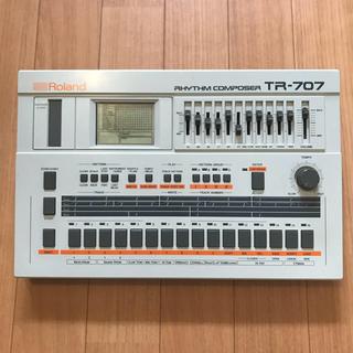 ローランド(Roland)のRoland TR-707(音源モジュール)