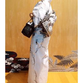 ジョウタロウサイトウ(JOTARO SAITO)の浴衣帯カゴ下駄おまとめ売り(浴衣)