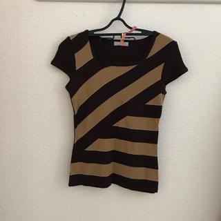 ザジ(ZAZIE)のtシャツ トップス(Tシャツ(半袖/袖なし))